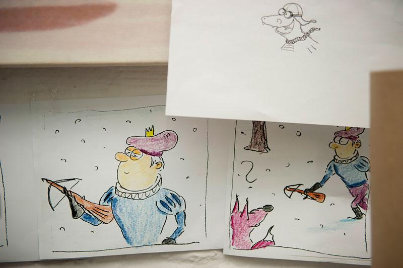 Cartoon Project 1